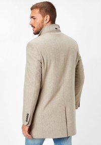 S4 Jackets - Classic coat - stone - 2
