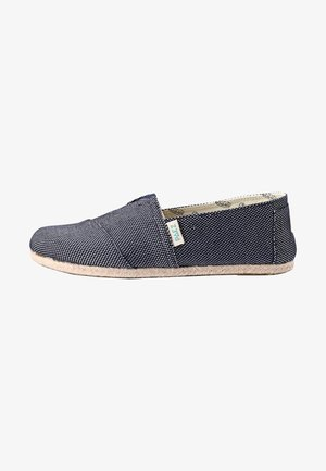CLASSIC DAY SPARKS - Loaferit/pistokkaat - navy blue