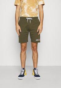 Ellesse - SILVAN - Pantalon de survêtement - khaki - 0
