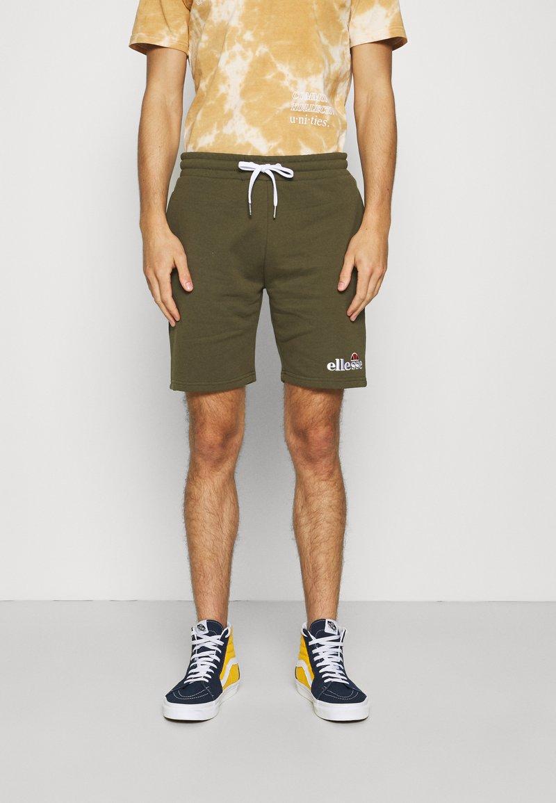 Ellesse - SILVAN - Pantalon de survêtement - khaki