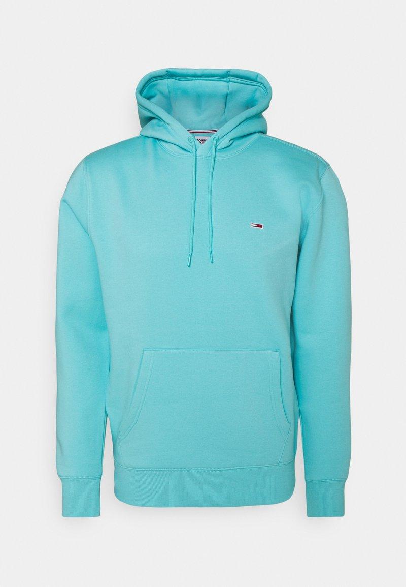 Tommy Jeans - REGULAR HOODIE - Sweat à capuche - chlorine blue