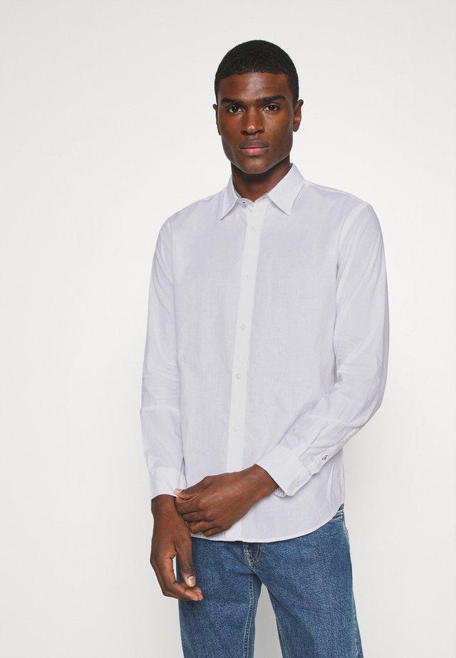 JJEPLAIN - Shirt - white