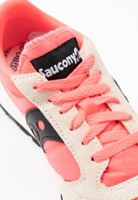 Saucony - JAZZ VINTAGE - Trainers - vizicoral/white/black - 2