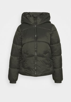 VMUPSALA SHORT JACKET - Winter jacket - peat