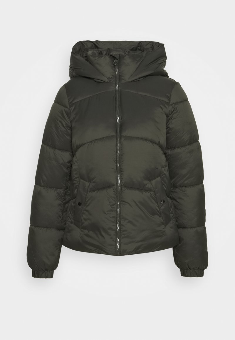 Vero Moda - VMUPSALA SHORT JACKET  - Winter jacket - peat