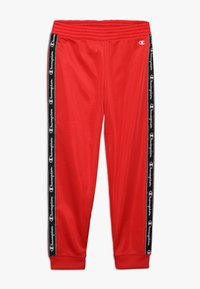 Champion - BACK TO SCHOOL TRACKSUITS FULL ZIP  - Tracksuit - red - 2