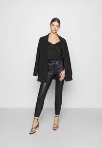 ONLY - ONLEMILY - Trousers - black - 1
