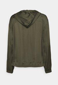 comma casual identity - LANGARM - Summer jacket - khaki - 1