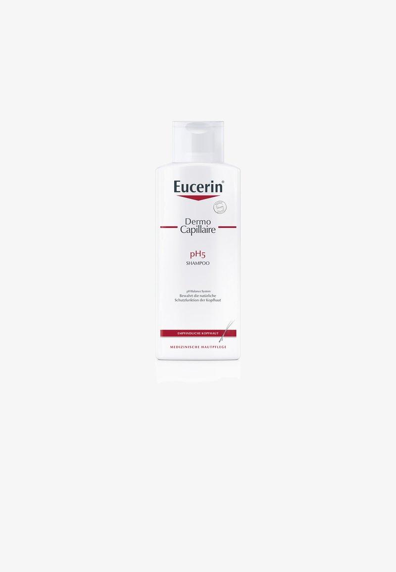Eucerin - SHAMPOO SHAMPOO DERMOCAPILLAIRE PH5, BEWAHRT DEN NATÜRLICHEN PH- - Shampoo - -