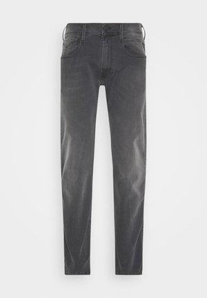 ANBASS HYPERFLEX RE-USED - Vaqueros slim fit - medium grey