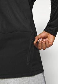 adidas Performance - DESIGNED 4 TRAINING COLD.RDY SPORTS - Sudadera - black - 4