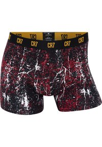 Cristiano Ronaldo CR7 - MIT ALLOVE - Pants - schwarz/rot/grün - 1