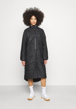 QUINCY PADDED COAT - Zimní kabát - black