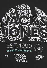 Jack & Jones - JCOBOOSTER HOOD - Sweatshirt - black - 5