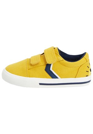 OCHRE CHARACTER TOUCH FASTENING SHOES (YOUNGER) - Babyschoenen - yellow