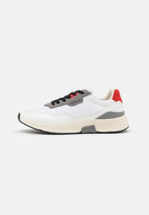 CLASSIC FREE - Trainers - white/red/grey