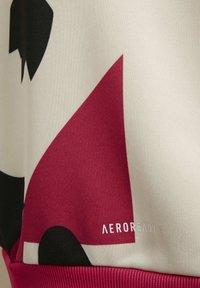 adidas Performance - Bluza rozpinana - red - 3