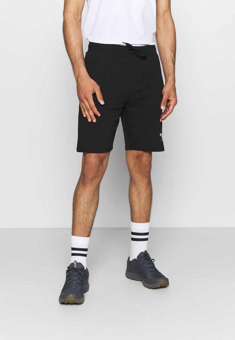 The North Face - RAINBOW SHORT - Pantalón corto de deporte - black