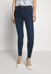 Springfield - Jeans Skinny Fit - dark blue - 0