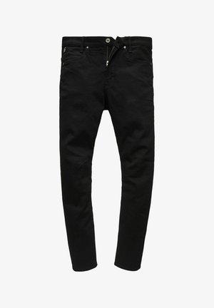 D-STAQ 3D SLIM - Jeans slim fit - pitch black