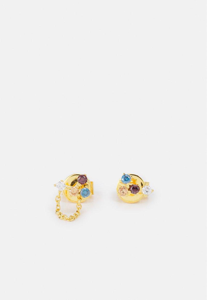 PDPAOLA - FOX - Earrings - gold-coloured