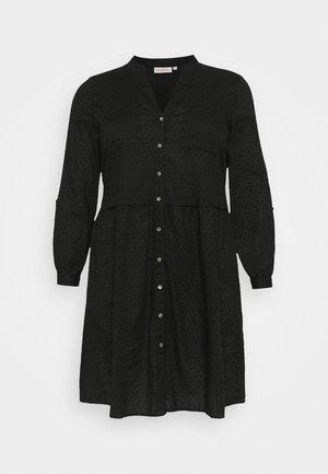 CARDAFIA KNEE DRESS - Day dress - black