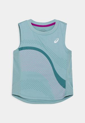 TENNIS TANK - Top - smoke blue