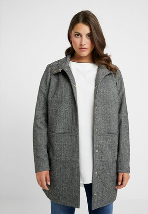 JRJAKO - Classic coat - medium grey melange