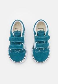 Vans - OLD SKOOL UNISEX - Trainers - blue coral/true white - 3