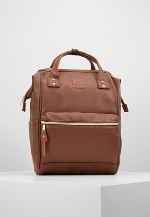 VEGAN TOTE UNISEX - Ryggsäck - brown