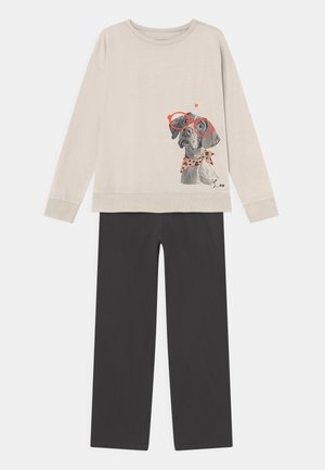 ORGANIC COTTON TEEN LANG - Pyjama set - off-white