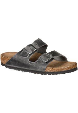 ARIZONA SOFT FOOTBED NARROW - Mules - iron