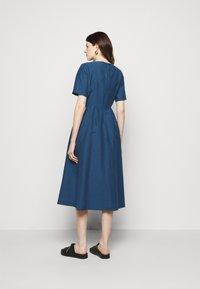 WEEKEND MaxMara - EDERE - Day dress - chinablau - 2