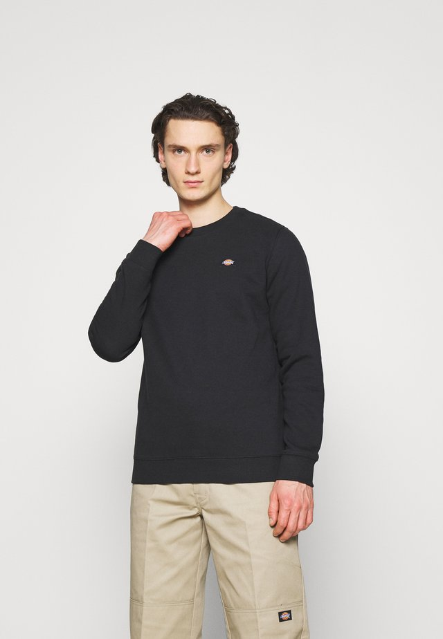 OAKPORT - Sweater - black