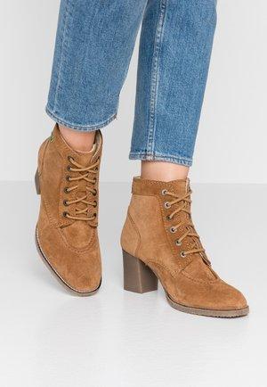 MYLEGEND - Ankle Boot - camel