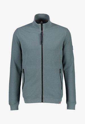 Zip-up hoodie - deep royal