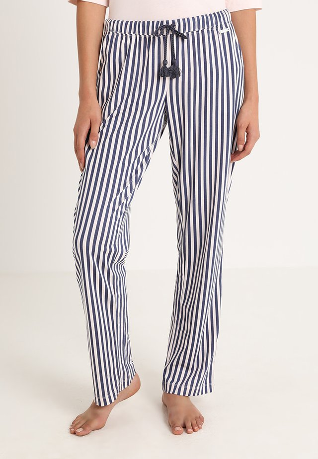 PANTS - Pyjama bottoms - rose/grey