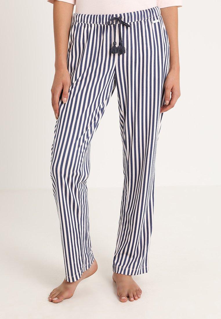 LASCANA - PANTS - Pyjama bottoms - rose/grey