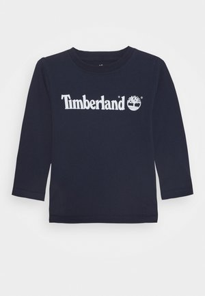 LONG SLEEVE - Long sleeved top - navy