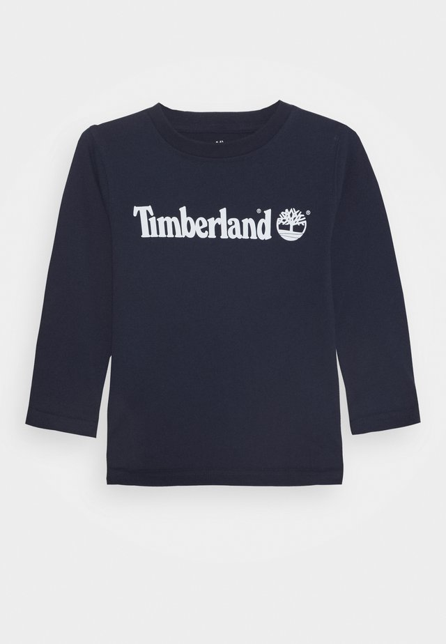 LONG SLEEVE - T-shirt à manches longues - navy