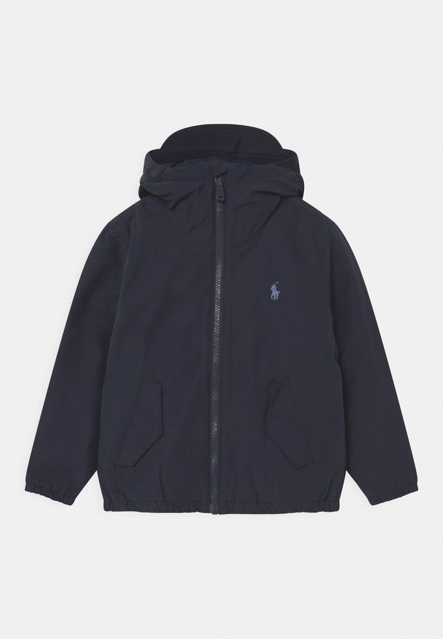 PORTLAND OUTERWEAR 2-IN-1 - Übergangsjacke - newport navy/andover heather