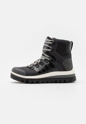 EULAMPIS - Winter boots - core black/utility black/granit