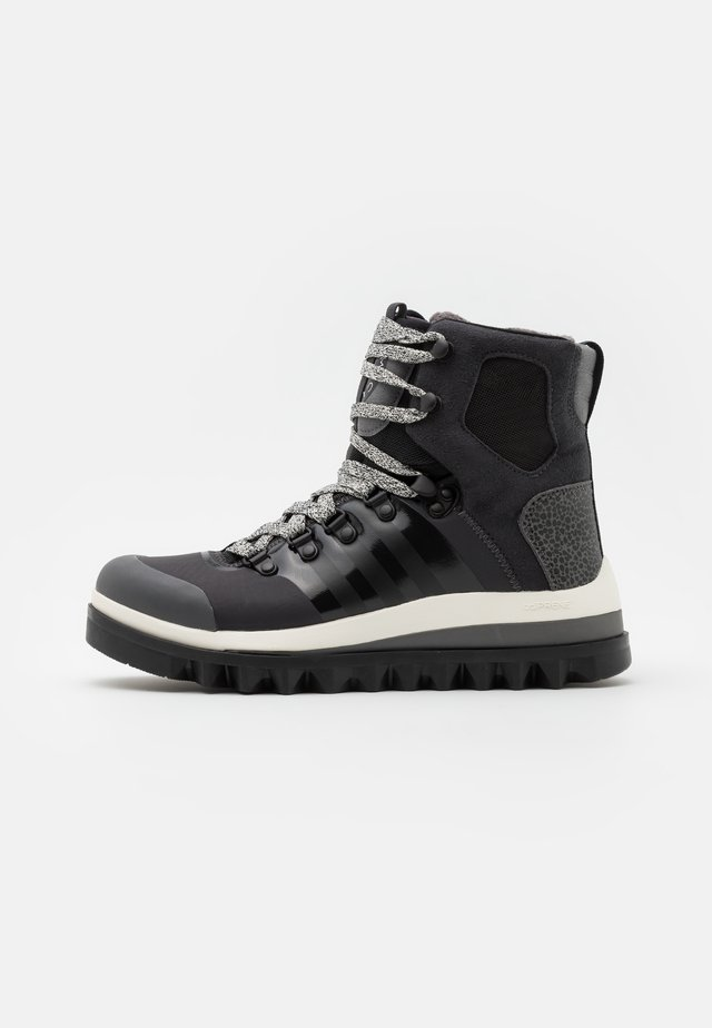 EULAMPIS - Winter boots - core black/utility black/granit