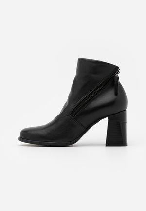 Kotníková obuv - twister nero