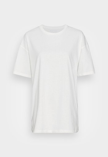ESSENTIAL OVERSIZED - Basic T-shirt - off white