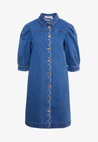 See by Chloé - Denim dress - truly navy - 3