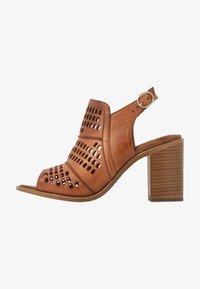 Carmela - High heeled sandals - camel - 1