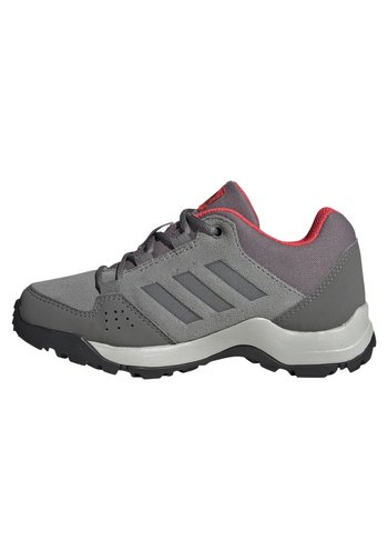 TERREX HYPERHIKER LOW LEATHER HIKING SHOES - Hiking shoes - grey