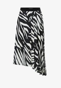 BOSS - VAVERY - A-line skirt - patterned - 4