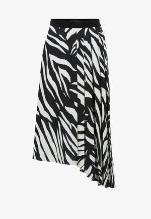 A-line skirt - patterned